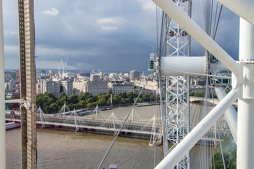 On the London Eye