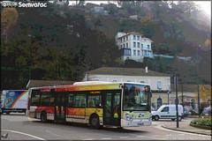 Irisbus Citélis  12 – Vienne Mobilités (RATP Dev) / L'va (Lignes de Vienne Agglomération) n°74