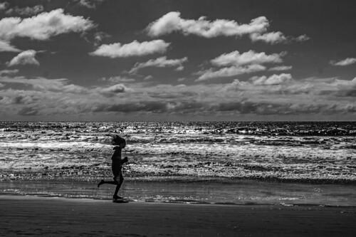 Corriendo al viento