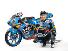 Equipo Moto3. 2020