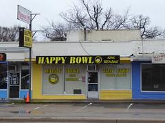 Happy Bowl - 12 February 2020