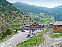 Andorra, & Catalogne, l'Os de Civis
