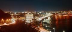 Ночной Подол / Podil at night