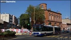 Irisbus Citélis  18 – Tisséo n°0971