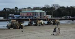 Weymouth Beach Excavations