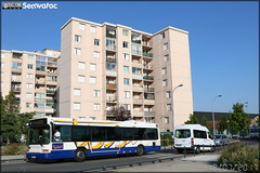 Heuliez Bus GX 317 – CAP Pays Cathare (Transdev) n°73016 / Tisséo & Mercedes-Benz Sprinter – Grand Sud (Alcis) / Tisséo - Photo of Tournefeuille