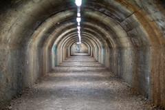 WWII Tunnel in Rijeka