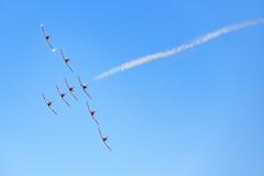 Patrouille Suisse Airshow, 2/3