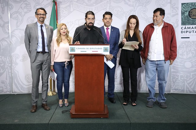 13/02/2020 Conferencia de Prensa Grupo de Amistad México- Palestina