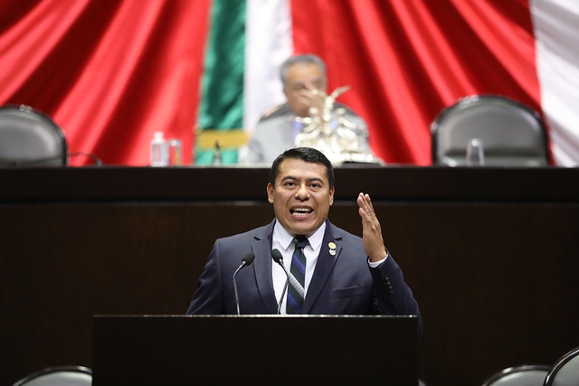 13/02/2020 Tribuna Dip. Rubén Terán Águila