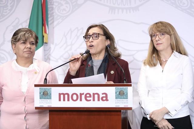 13/02/2020  Conferencia de Prensa Comisión de Ciencia y Tecnología