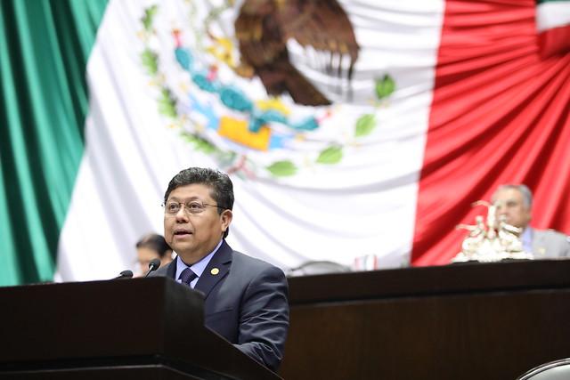 13/02/2020 Tribuna Dip. Rubén Cayetano García
