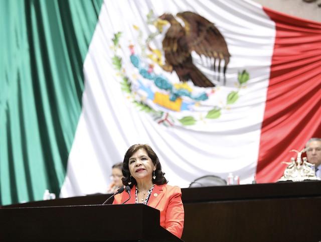 13/02/2020 Tribuna Dip. Lidia García Anaya