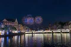 Zürich Fäscht Fireworks, 1/4