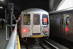 MTA Staten Island Railway St Louis Car Company R44