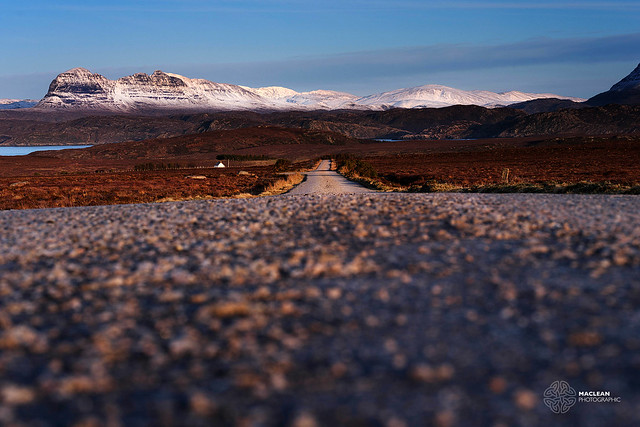 The Road to Achnahaird Bay