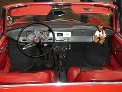 NSU Wankel Spider (1964-67)