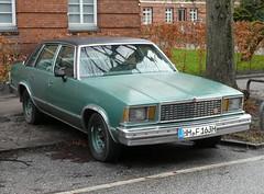 Chevrolet Malibu Classic (1978-79)
