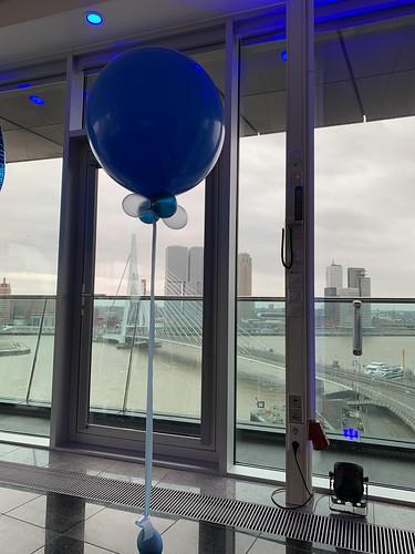 Cloudbuster Rond Intell Hotel Mainport Rotterdam