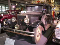 Adler Favorit 8/35 Berlin Taxi (1929-33)