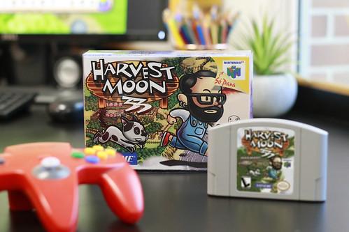 Harvest Moon 33
