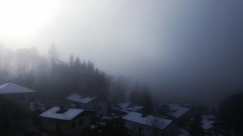 Misty view 💕