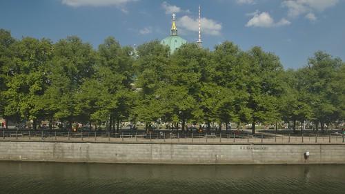 2018-08-04 DE Berlin-Mitte, Spreekanal, Lustgarten