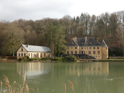 A l'abbaye d'Orval