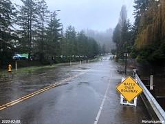 North Creek Flooding