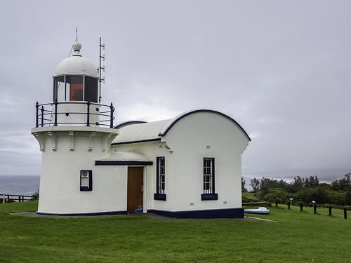 Crowdy Head Lighthouse - built 1879 - Heritage Listed