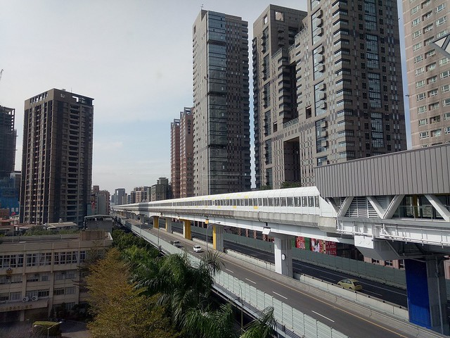 中和 景平路(環狀線捷運、台64線)
