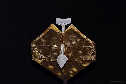 Origami Valentine (Patricia Crawford)