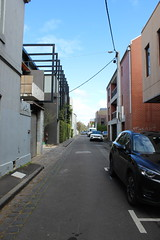 Laneway in South Melbourne