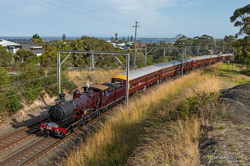 Woonona Picnic Train