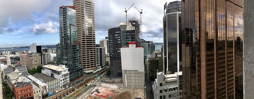 Back in Auckland