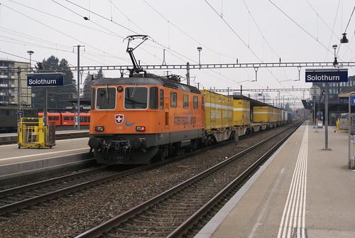 2010-01-27, CFF, Solothurn