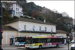 Iveco Bus Urbanway 12 – Vienne Mobilités (RATP Dev) / L'va (Lignes de Vienne Agglomération) n°83