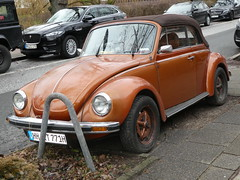 VW 1303 Cabriolet (mid 1970s)