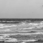Kitesurfer by Paul Lambeth