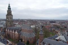 20200214 09 Groningen - Martinikerk vanaf Forum