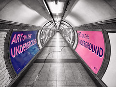 Leave me a place underground