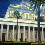 Basilica Papale San Paolo fuori le Mura-Roma-Caput Mundi - https://www.flickr.com/people/109682776@N07/