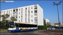 Heuliez Bus GX 317 – CAP Pays Cathare (Transdev) n°73022 / Tisséo n°7312
