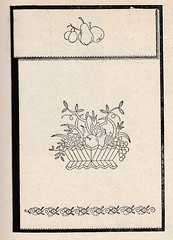 1927 embroidery pattern