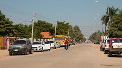 A dirt road in Juan Jose Rios