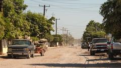 Another dirt road in Juan Jose Rios