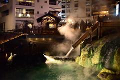 Kusatsu's Yubatake
