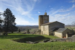 Église Notre-Dame de Vals - Photo of Ludiès