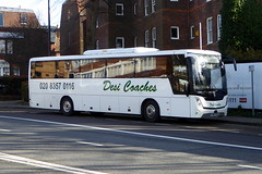 Desi Coaches of Elstree