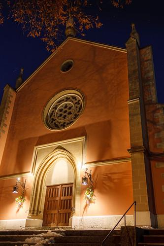 Eglise St-Maurice de Bernex